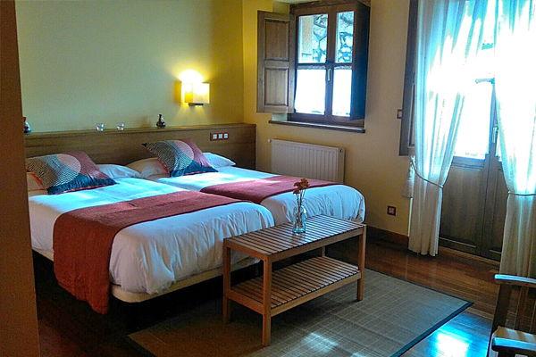Hotel Rural En Asturias Hbitacion Doble