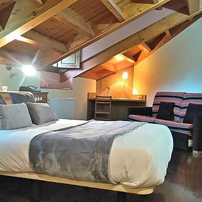 triple 1 hotel rural en asturias