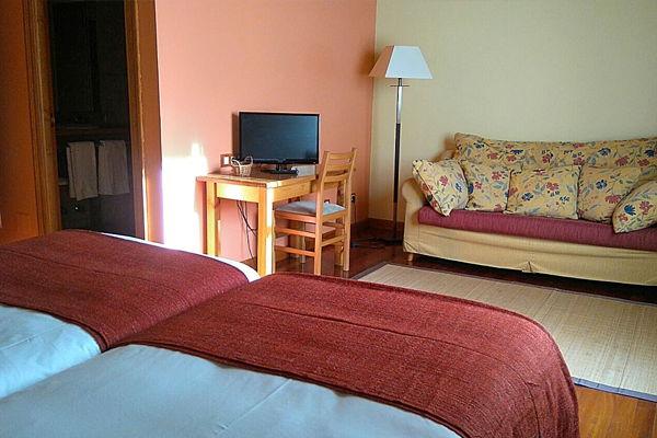 Hab Triple 3 Hotel Rural En Asturias