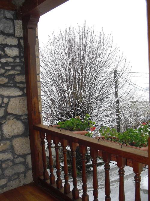 Nevado El Rexacu Cerca De Cangas De Onis