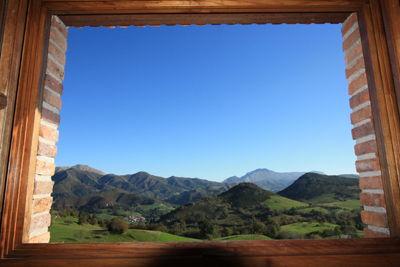 Vistas Balcon El Rexacu Cerca De Cangas De Onis