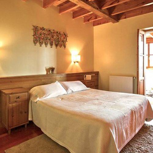 habitaciones hotel rural cerca de cangas de onis