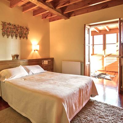 habitaciones hotel rural en asturias picos de europa cerca de cangas de onis