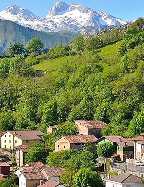 picos de europa hotel rural el rexacu