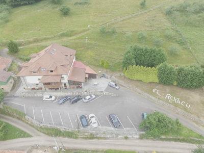 hotel rural en asturias con parking