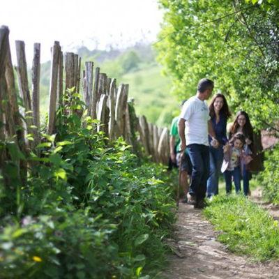 hotel rural en Asturias con niños pepin