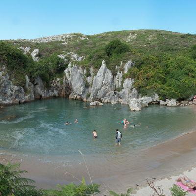 hotel rural en Asturias con niños playas