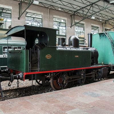museo del ferrocarril si llueve en asturias