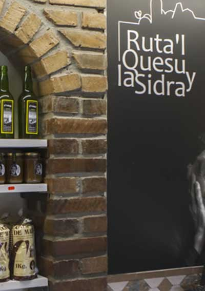 RUTA QUESO SIDRA MADE IN ASTUIAS